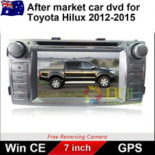 7.0 inch Toyota Hilux Car DVD Player GPS Head Unit For Toyota Hilux 2012-2015