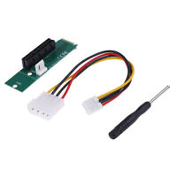 PCI-e 1X/4x Card SSD to NGFF M.2 M Key PCIE Slot Adapter+Screw Dri whBW