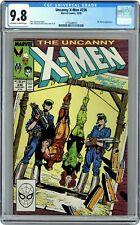 Uncanny X-Men #236 CGC 9.8 1988 3775648010
