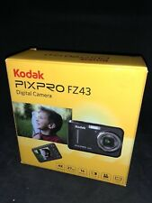 NEW Kodak FZ43 16 MP 4x Optical Zoom 2.7