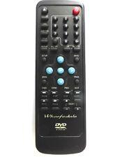 WHARFEDALE DVD REMOTE CONTROL ARC5489A