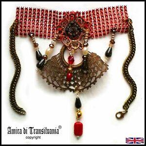 fashion jewelry woman jewels necklace swarovski collier choker design jewellery