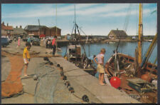 Norfolk Postcard - The Quay, Wells-Next-The-Sea     RS7059