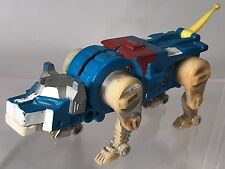 Vintage Voltron 1984 Blue Lion Motorized LJN Figure Lionbot WEP Mini Small Rare