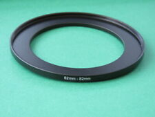 62mm-82mm Stepping Step Up Male-Female Lens Filter Ring Adapter 62mm-82mm