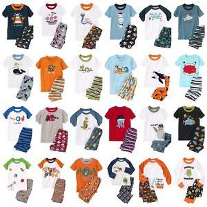 NWT Gymboree Boy Pajama Sleep set Gymmies All Sizes Choose