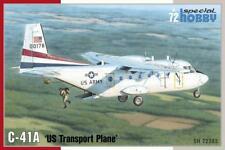 SPECIAL HOBBY 72385 US Army Transport Plane C-41A in 1:72