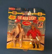 Remco AWA The Main Event Ric Flair and Larry Zbyszko NWA WWE WCW