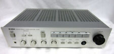 Vintage Yamaha Reciever Natural Sound Stereo Amp Amplifier A-500 Works Great