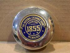 "Chicago Thrift Co. Register Dime Bank ""Nat'l Exchange Bank Milwaukee "" 1920's"