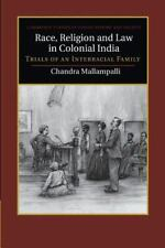 Race, Religion and Law in Colonial India (Paperback or Softback)
