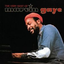 MARVIN GAYE The Very Best Of 2CD BRAND NEW Greatest Hits Soul