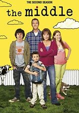 THE MIDDLE COMPLETE DVD SEASON 2 ENGLISCH