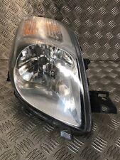 2009 TOYOTA YARIS MK2 TR DRIVER RIGHT HEAD LIGHT LAMP 811100D130