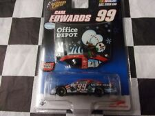 Carl Edwards #99 2007 Winners Circle 1:64 scale with hood Magnet NASCAR