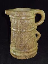 """Vintage """"Hillstonia"""" Stoneware Jug Moira Pottery"""