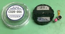 Citizen Aqualand Movement C520 Fully Working
