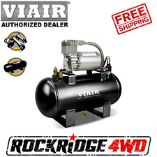 VIAIR 1.5 Gal. Tank Air Source Kit Fast Fill-120 12V 120 PSI Compressor - 20003