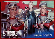 """STINGRAY - """"Rescue from the Skies"""" - FISHER IN CONTROL - Card #33 - Unstoppable"""