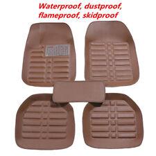Auto Vorder&Hinter Row Fuß-Pads Wasserdicht Alle Wetter 5pc Universal Auto Matte