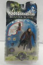 RARE Van Helsing Figure Monster Slayer with Spinning Tojo Blades 2004 New