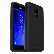 Genuine OtterBox Samsung Galaxy J3 (2018) Symmetry Tough Case Cover Black
