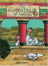 The Minotaur of Knossos (Journey Through Time)-ExLibrary
