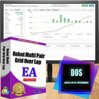 EA forex Multi-Pair-Grid-OverLap reliable and profitable for MT 4