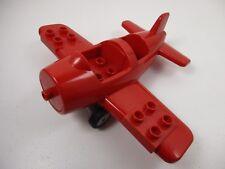 LEGO DUPLO 62681 - Red Aircraft Avion Rouge set 9207 5592