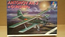 Italeri - Antonov AN-2 Gunship (1:72 Scale)