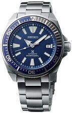 Seiko Samurai Batman Prospex SRPB49K1 Diver Automatic 200M Watch SS Strap SRPB49