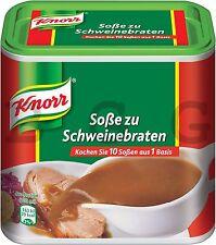 Knorr Germany - Sauce for Pork Roast - 2,5 Liter Gravy - German Production