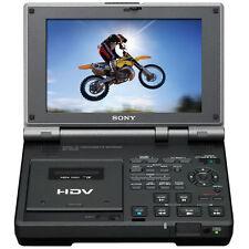 Sony GV-HD 700E Portabler Videorekorder (HDV/DV) mit 7`` Display  Händler