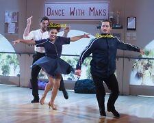 Laurie Hernandez & Valentin & Maksim Chmerkovskiy #3974  Dancing With The Stars