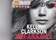 Kelly Clarkson-Breakaway 2 cd album Japan