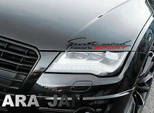 Sports mind SPORT Stripe Decal Sticker car racing door logo auto performance NEW