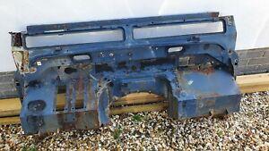 Land Rover Defender 90 bulkhead