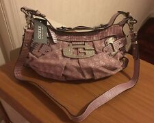 Genuine Gorgeous Pink Guess Ladies Handbag From America **BNWT**