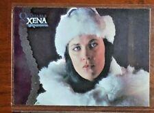 THE QUOTABLE XENA WARRIOR PRINCESS (Rittenhouse) FOIL Card # 122 QX