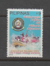 Philippine Stamps 2012 Cagayan de Oro Complete set MNH