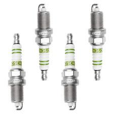4x Bosch Super Four Spark Plug FR78 VW Fits Toyota Fits Suzuki Seat Saab Renault