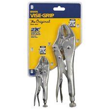 Irwin Vise-Grip Pliers Set - 2 Pack