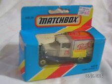 MATCHBOX M38 FORD MODEL A VAN PEPSI COLA.