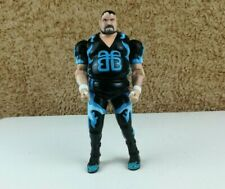 "WCW/ WWE BAM BAM BIGELOW (Bruisers) Wrestling 6"" Figure Marvel ToyBiz WWF (1999)"