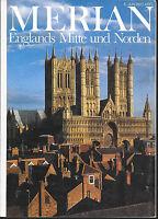Merian Englands Mitte und Norden Juni 1986/ Heft 6/ 39. Jahrgang Blackpool Alice