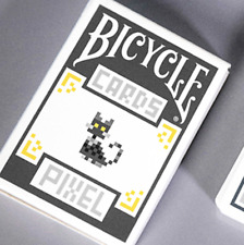 Bicycle Pixel (Cat) Playing Cards by TCC - LIMITED EDITION