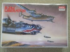 B-24J Liberator Academy model kit NEW 1:72 scale