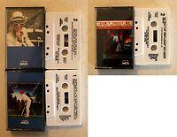 Cassette Lot: Elton John: Greatest Hits volume 1 2 I II + Don't Shoot Me