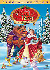 Beauty and the Beast: An Enchanted Christmas Disney DVD Special Edition