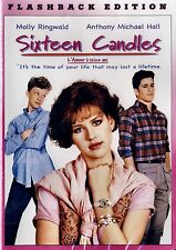 JOHN HUGHES /Sixteen Candles(BRAND NEW DVD)Anthony Michael Hall, Molly Ringwald,